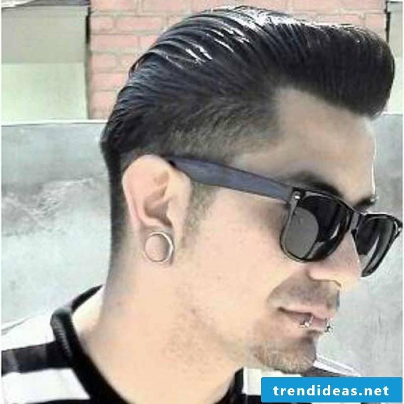 Rebellious Rockabilly Hairstyles For Men Best Trend Ideas