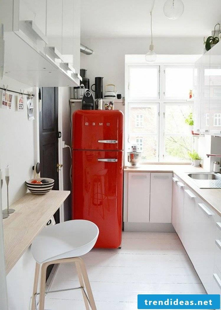 retro refrigerator bosch modern