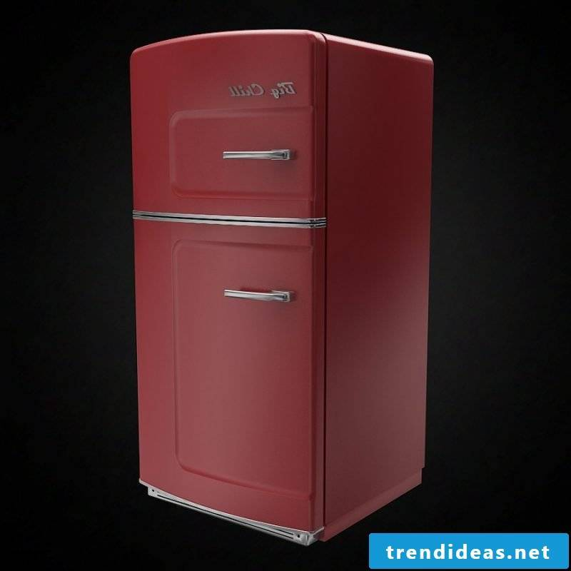 retro refrigerator bosch innovative