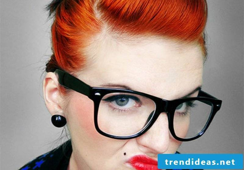 rockabilly hairstyles vintage carrot
