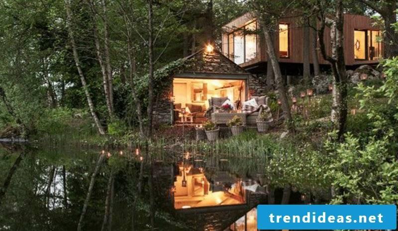 romantic-ideas-A weekend getaway by a lake 3