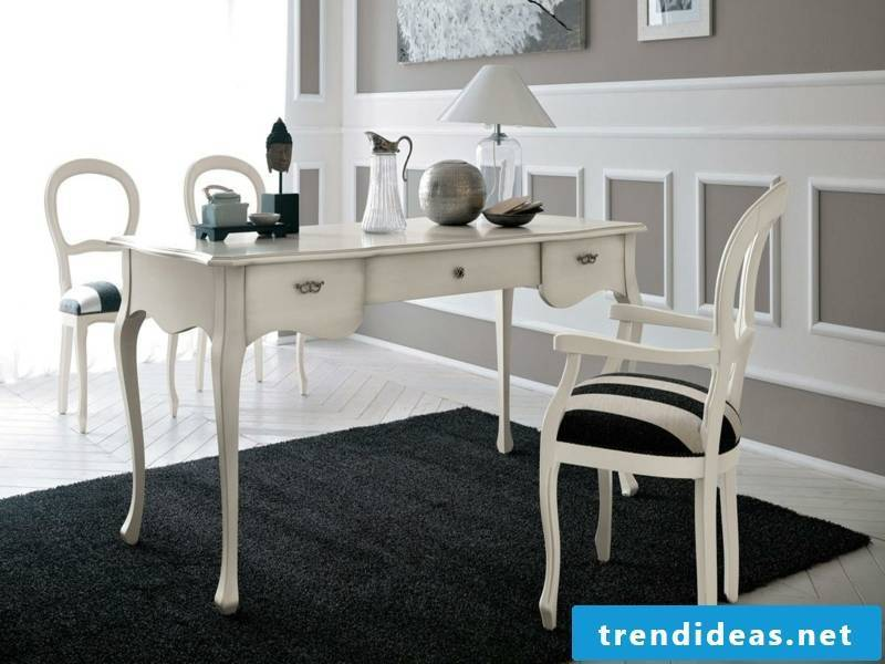 Dining and office idea