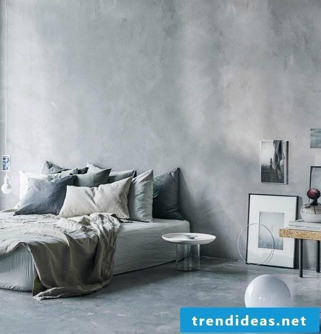 Living room Scandinavian living room