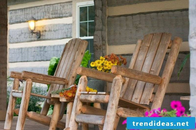 24 Concepts For Rustic Backyard