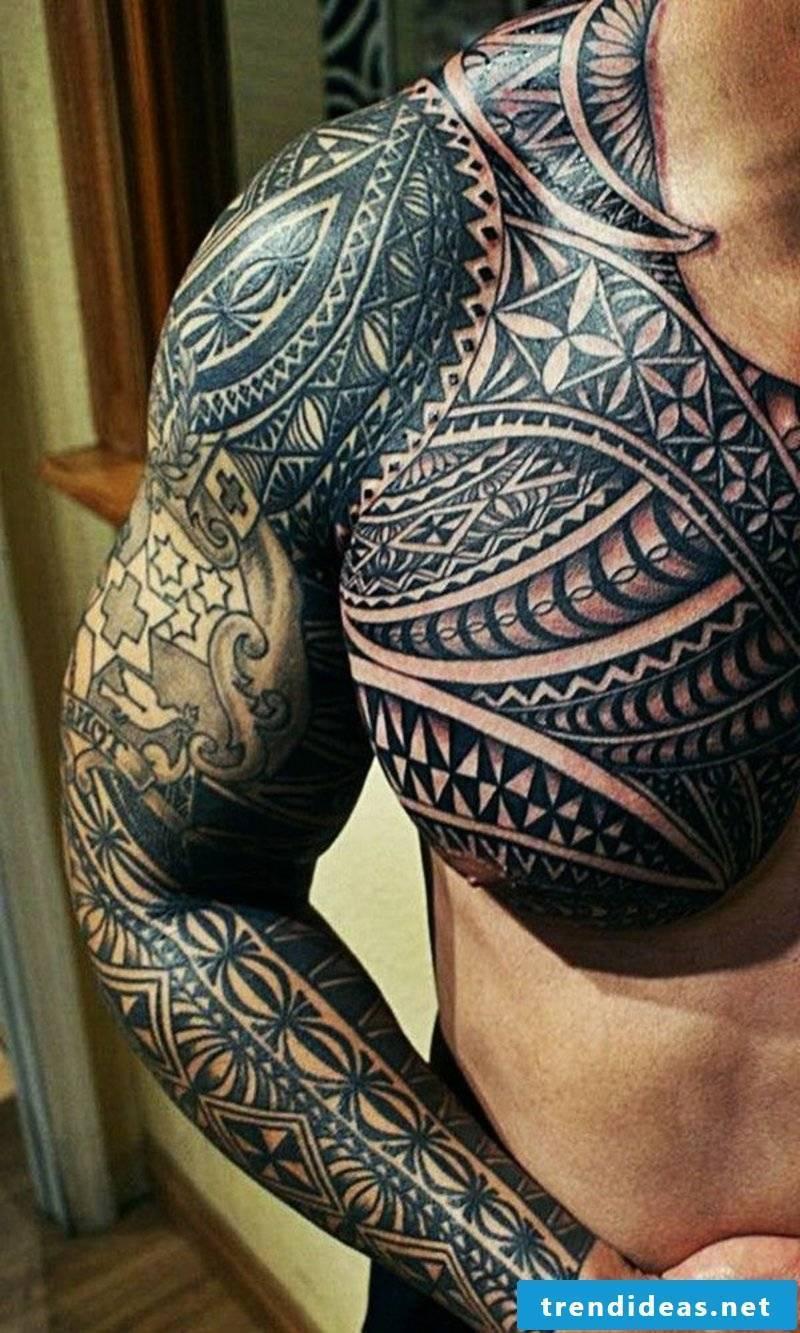 Samoan tattoo extreme-polynesian-tattoo
