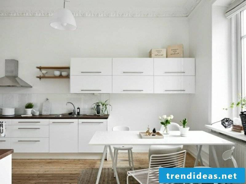Scandinavian furniture kitchen modern look