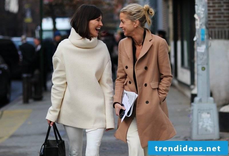 Scandinavian fashion - simple and stylish