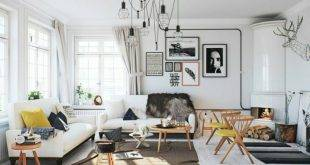 Scandinavian live 50 chic ideas