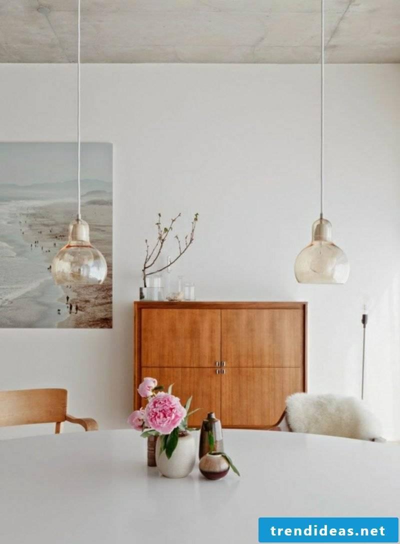 Scandinavian living furniture sideboard dresser