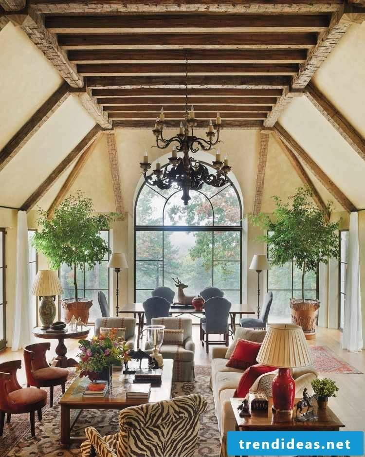 Indoor plants determine easily