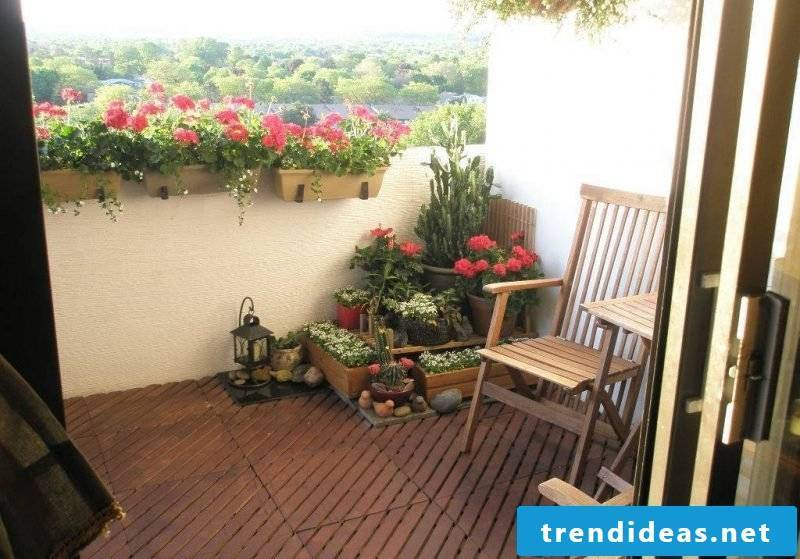 best suggestions for balcony flooring