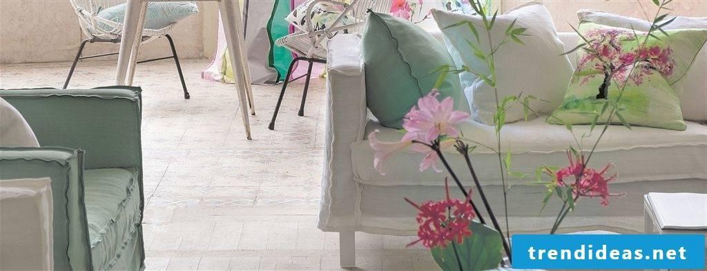 Hussensofa - Scandinavian furnishings