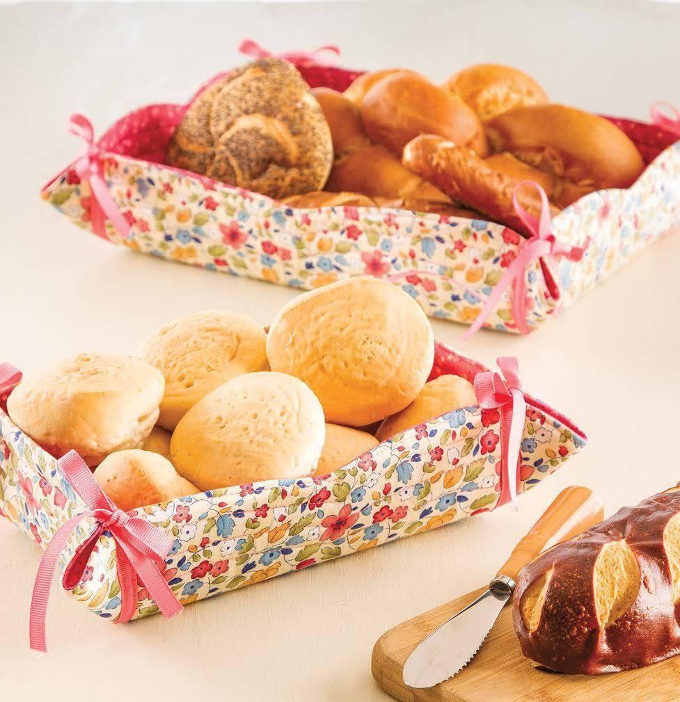 Sew bread basket!