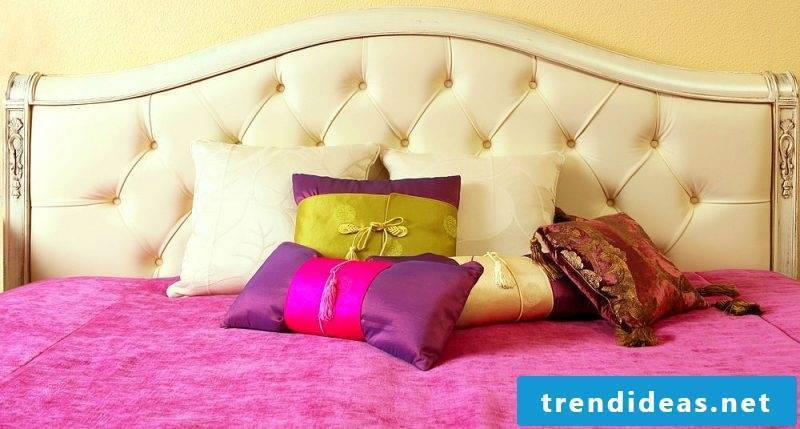 Pillowcase in style!  Sew the best cushion cover!