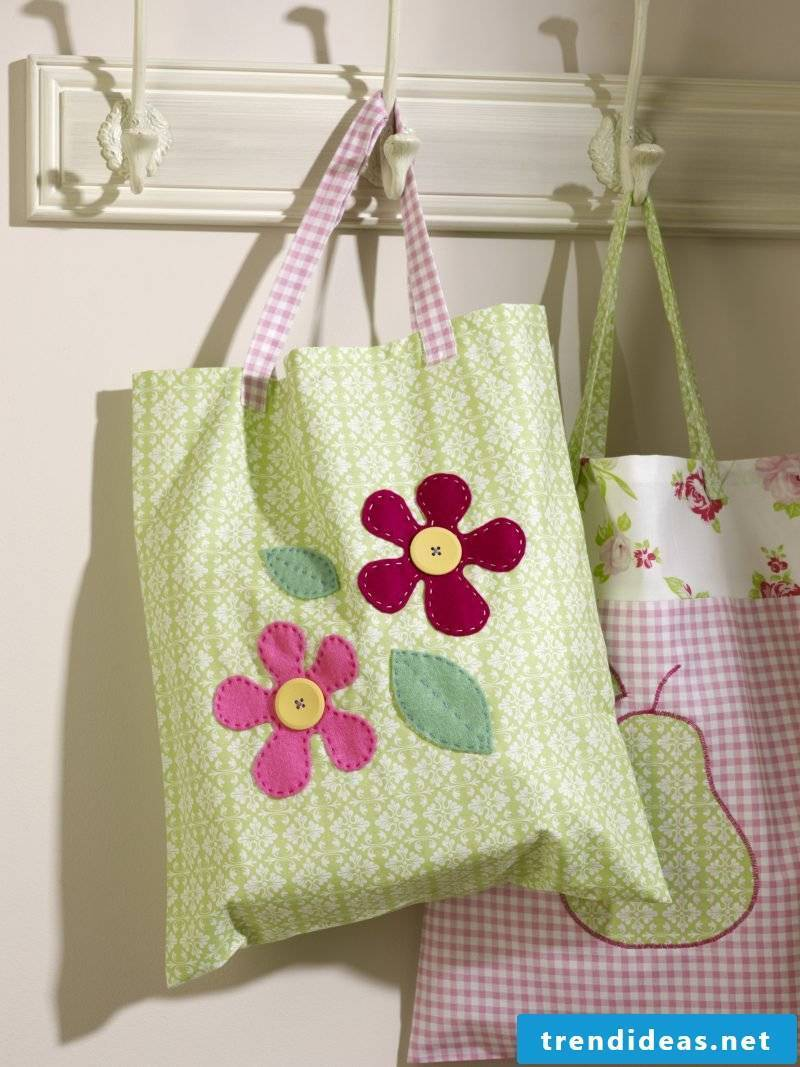 Sew cloth bag!