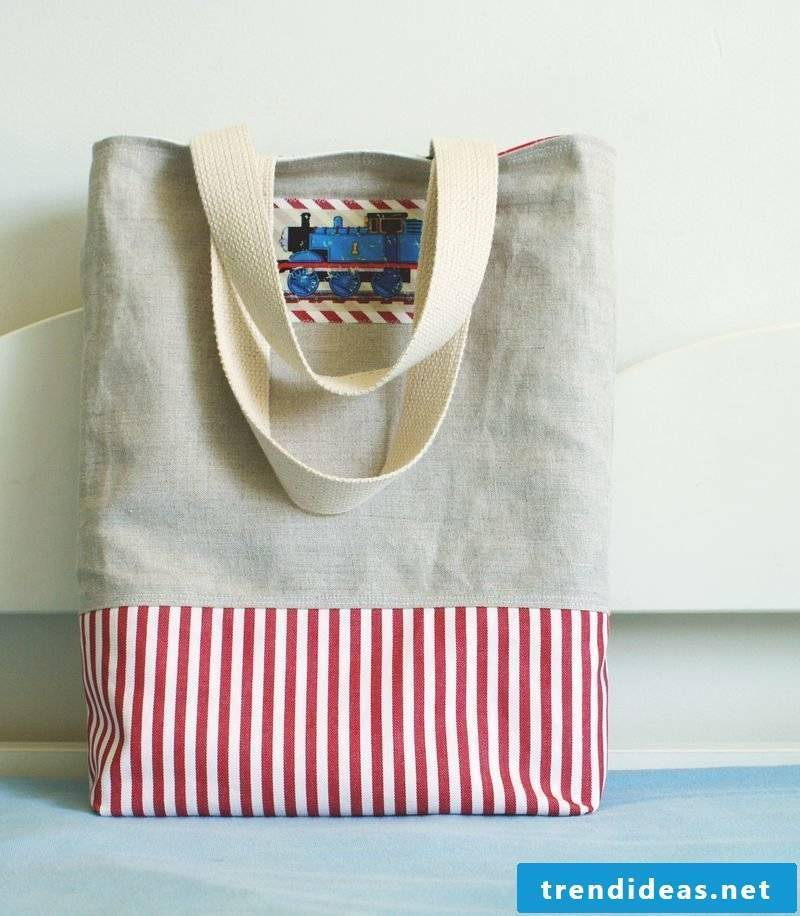 Sew Practical Fabric Bag!