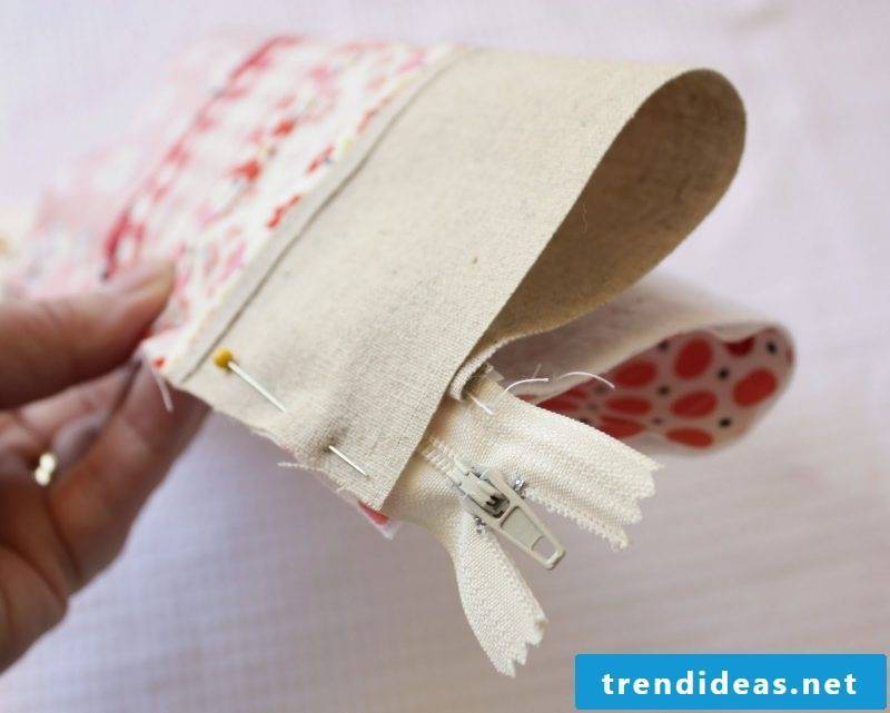 Make pencil case yourself