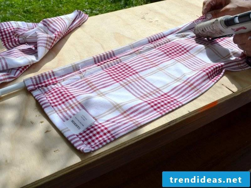 Curtain sew to make yourself