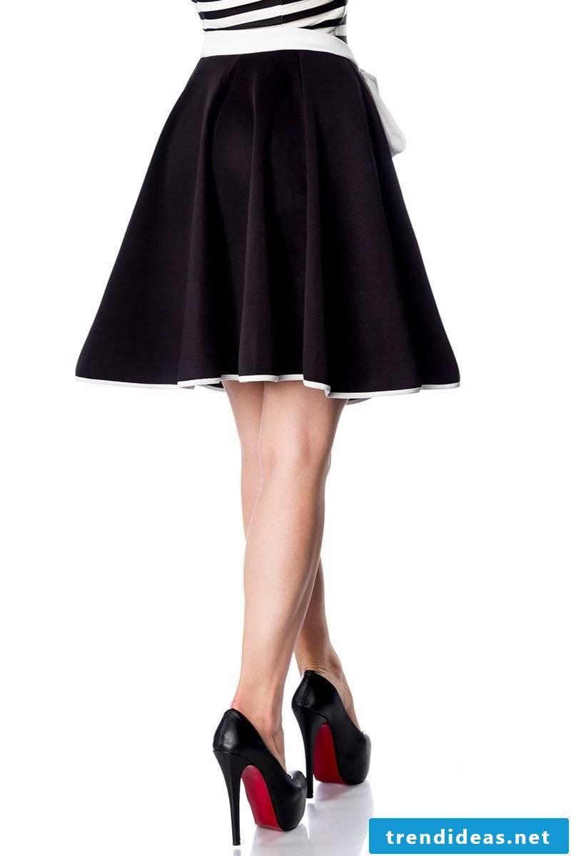 elegant silk wrap skirt
