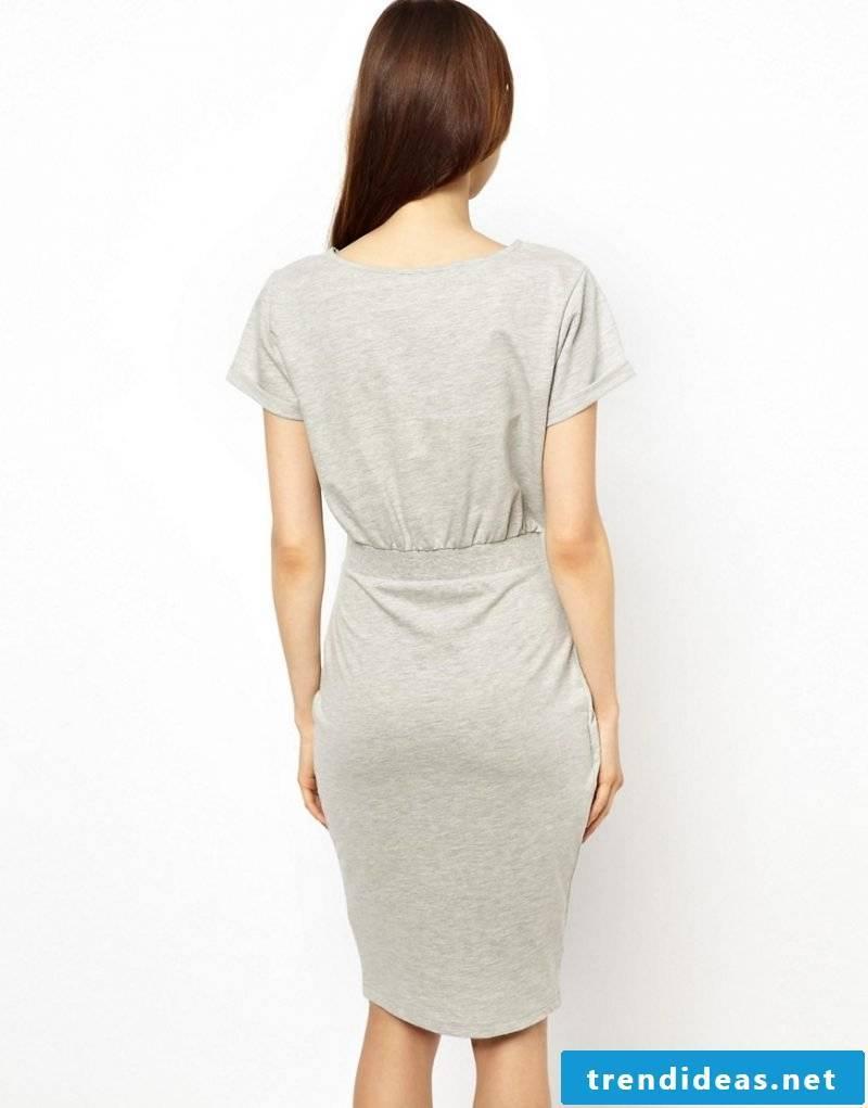 Sew on wrap skirt