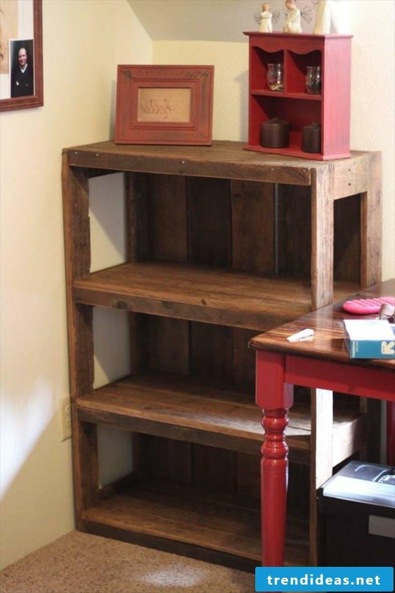 Buy shelf from pallets