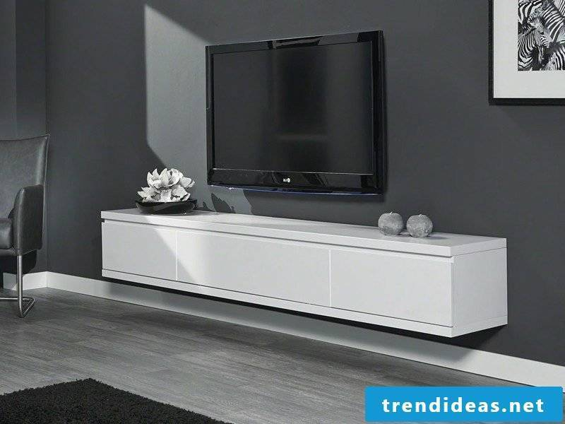modern design ideas sideboard hanging living room