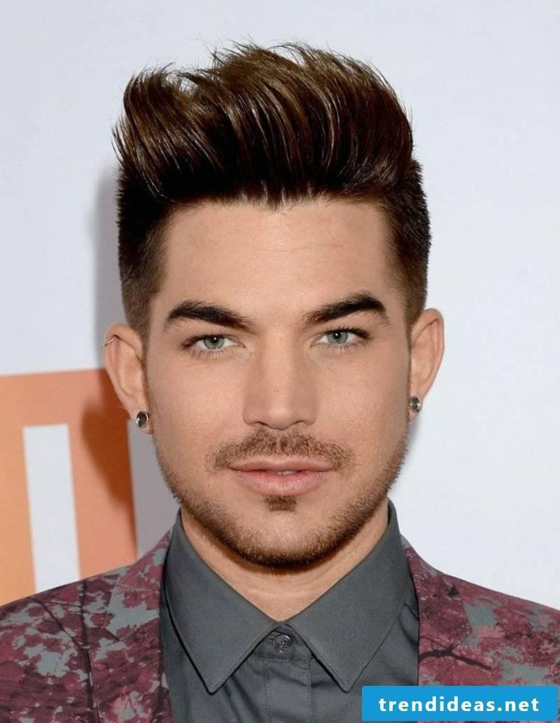 Undercut modern men's hairstyles