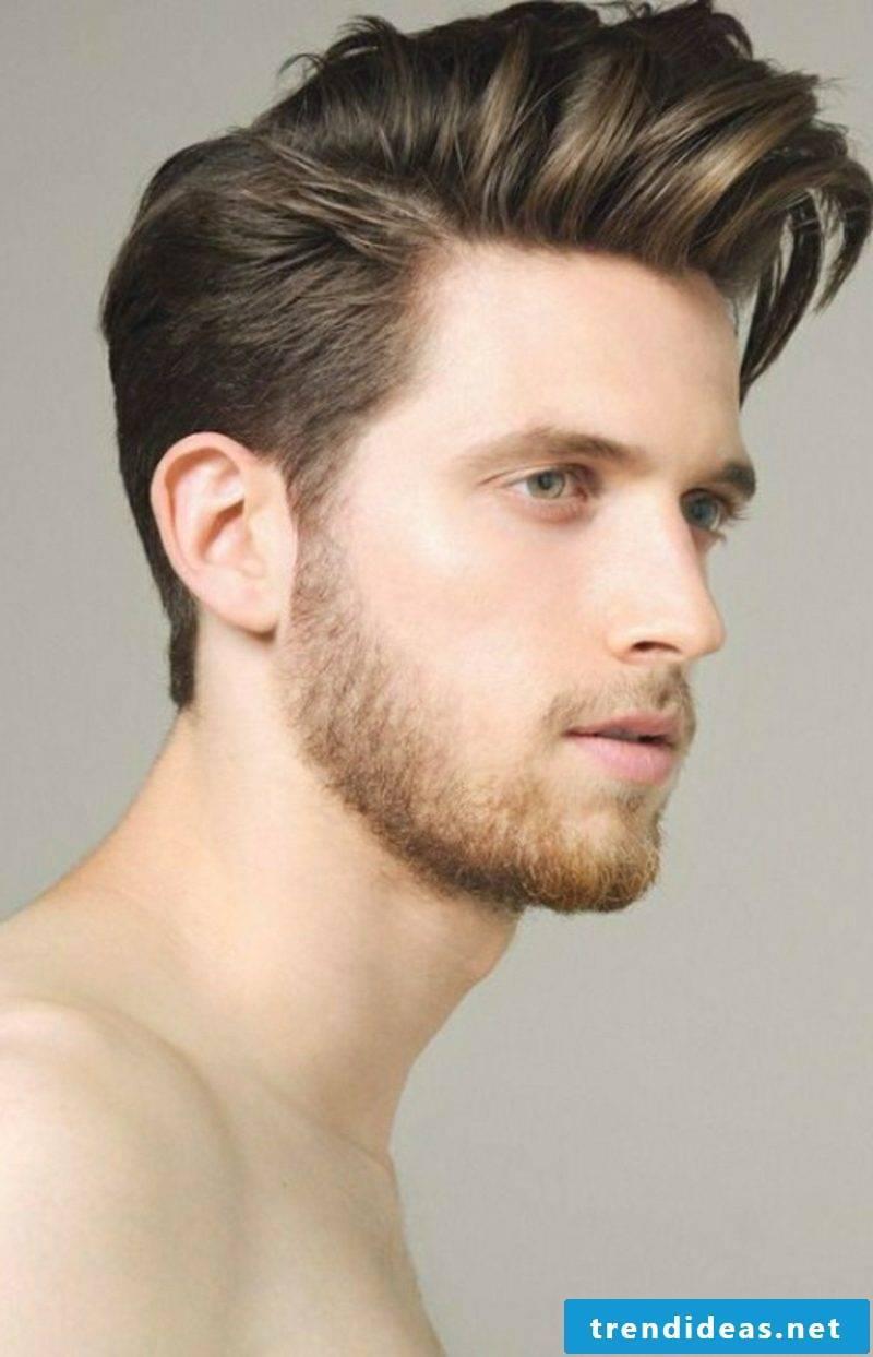long hair men hairstyles sidecut