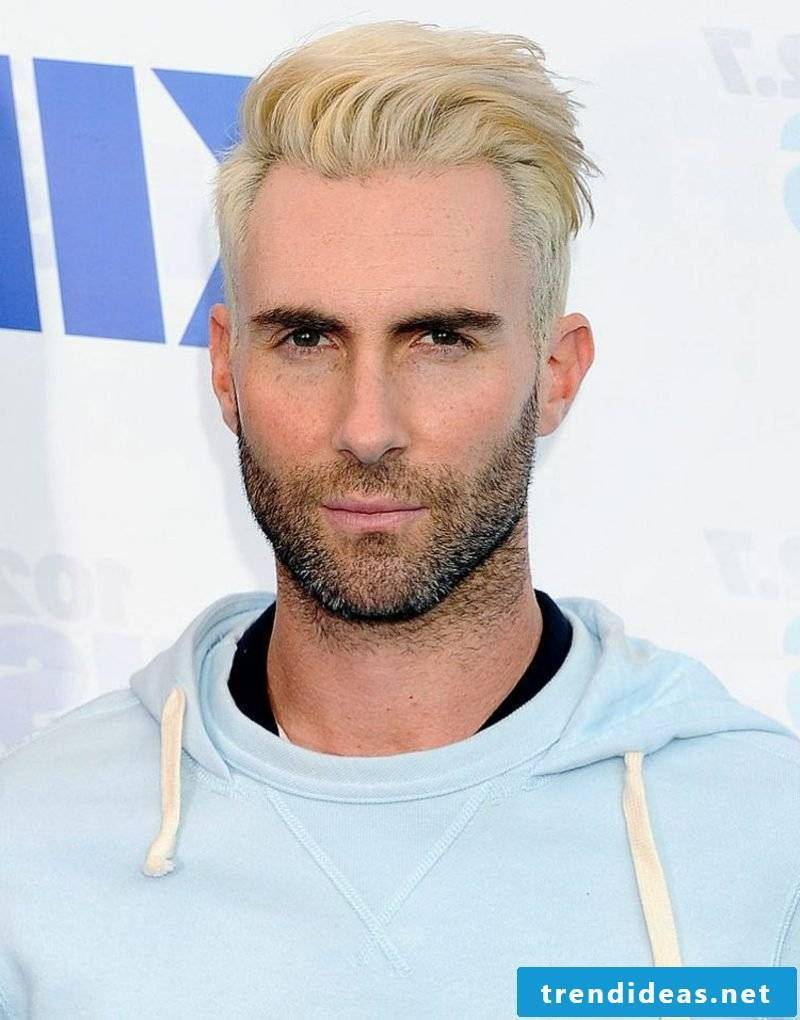 medium length hairstyles sidecut men