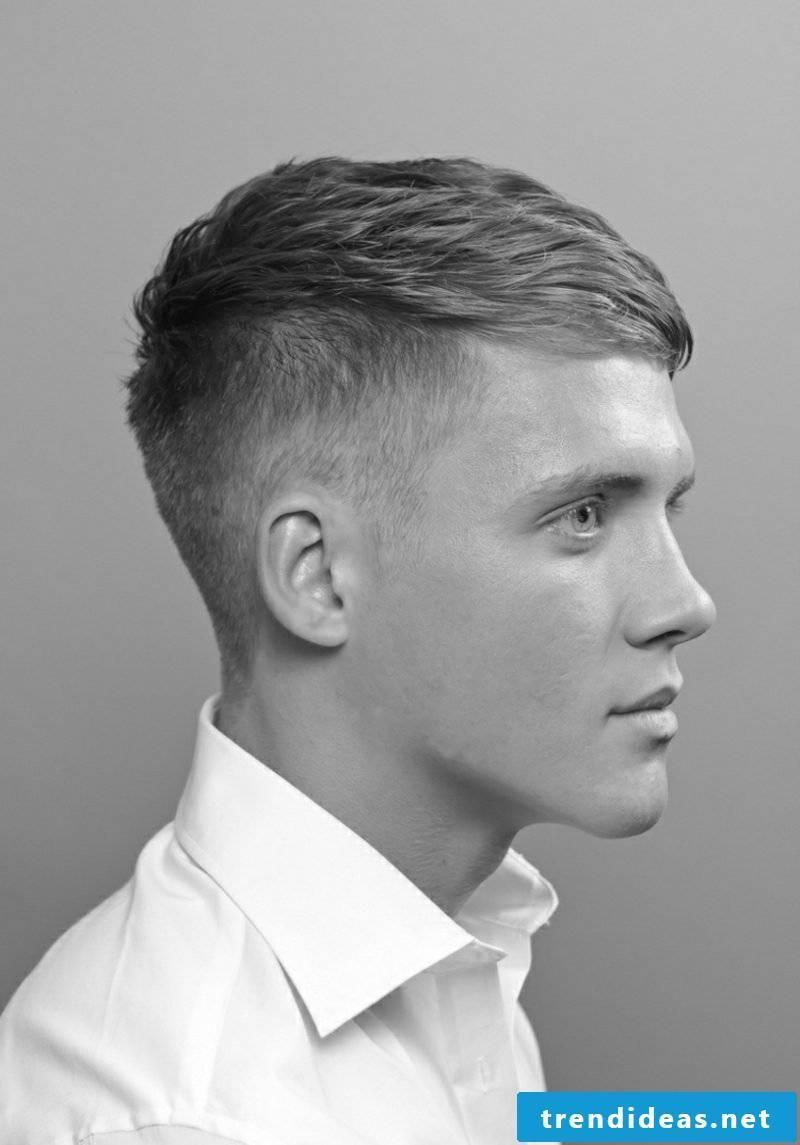 Men's Hairstyles 2017 Sidecut