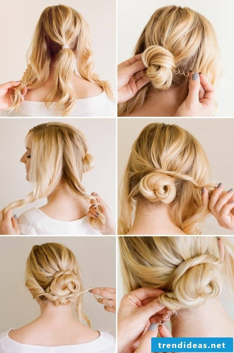 long hair hairstyles pinned ideas and inspirations