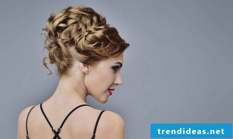 Updos for making your own