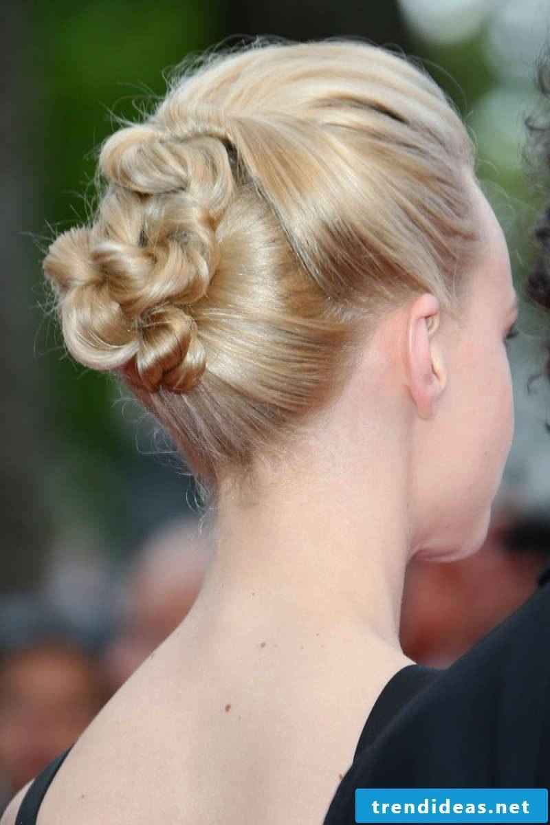 simple updos to do it yourself