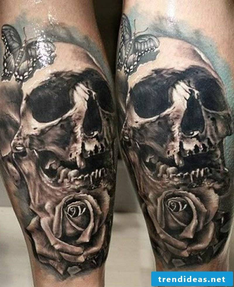 Skull Tattoo Skull Tattoo Designs For boys-and-girls-12