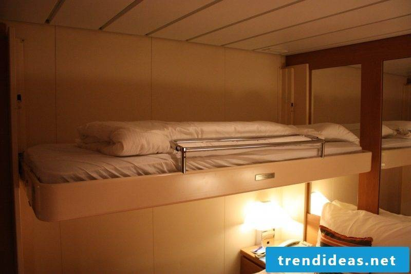 Wall bed loft bed