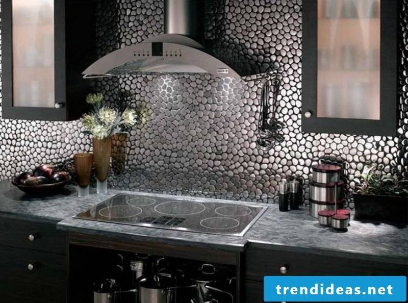 Splash guard for kitchen stainless steel