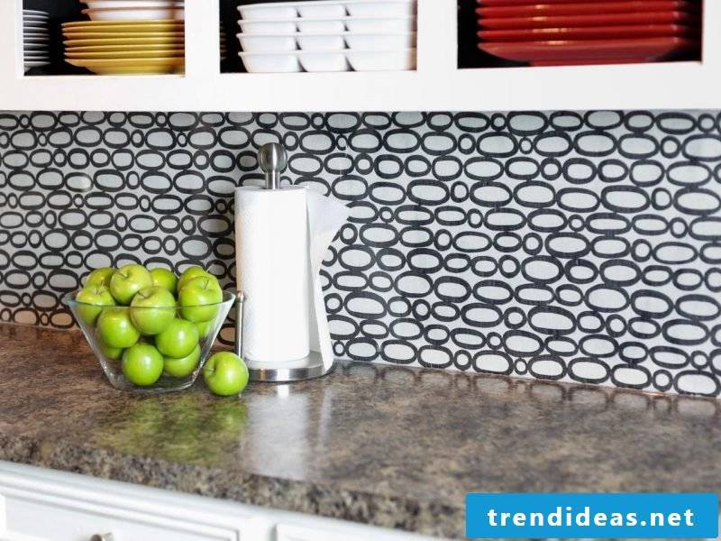 Splash guard for kitchen Arte