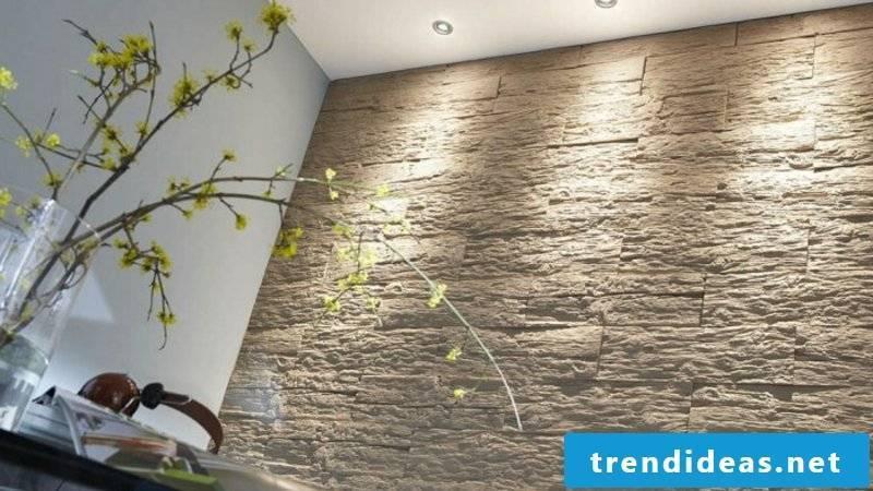 Stone wall wall cladding