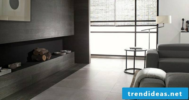 Stone look for wallcovering original tiles