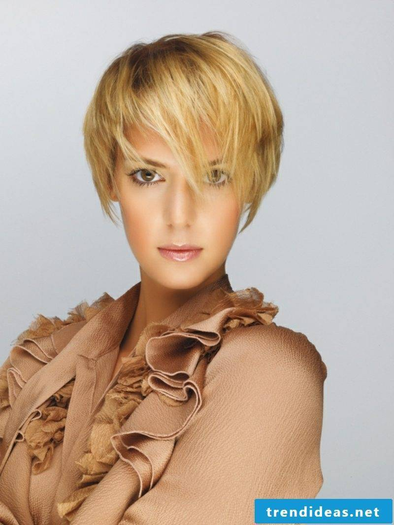 Hairstyles for Short Hair Undercut Women