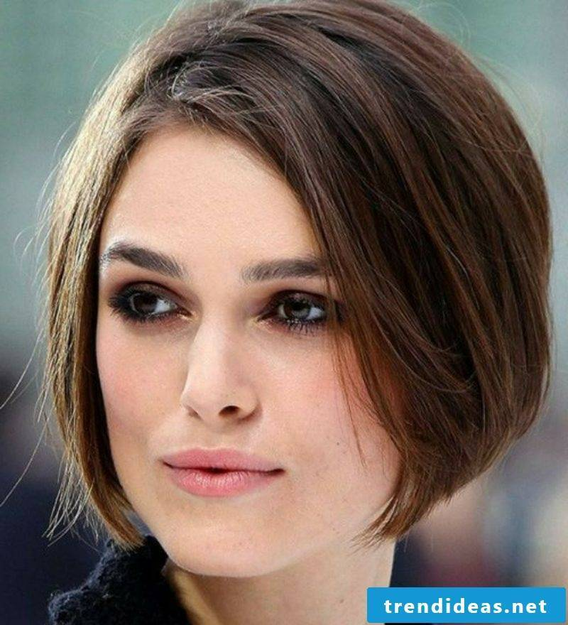 short hair stlen Natalie Portman Bob hairstyle
