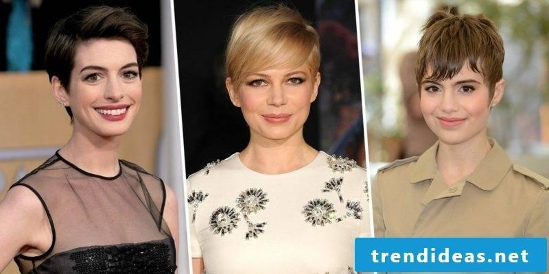 Undercut Women Pixie Cut Short Hairstyles