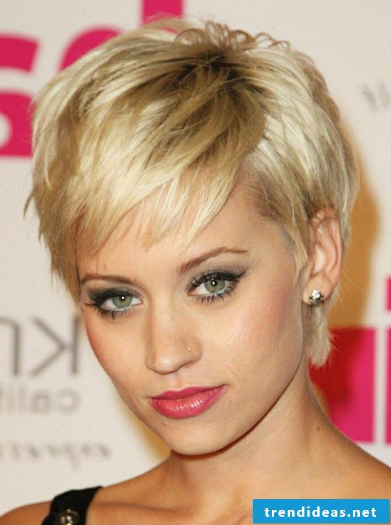 Fashion brief hair - 5 fashionable brief hairstyles for girls