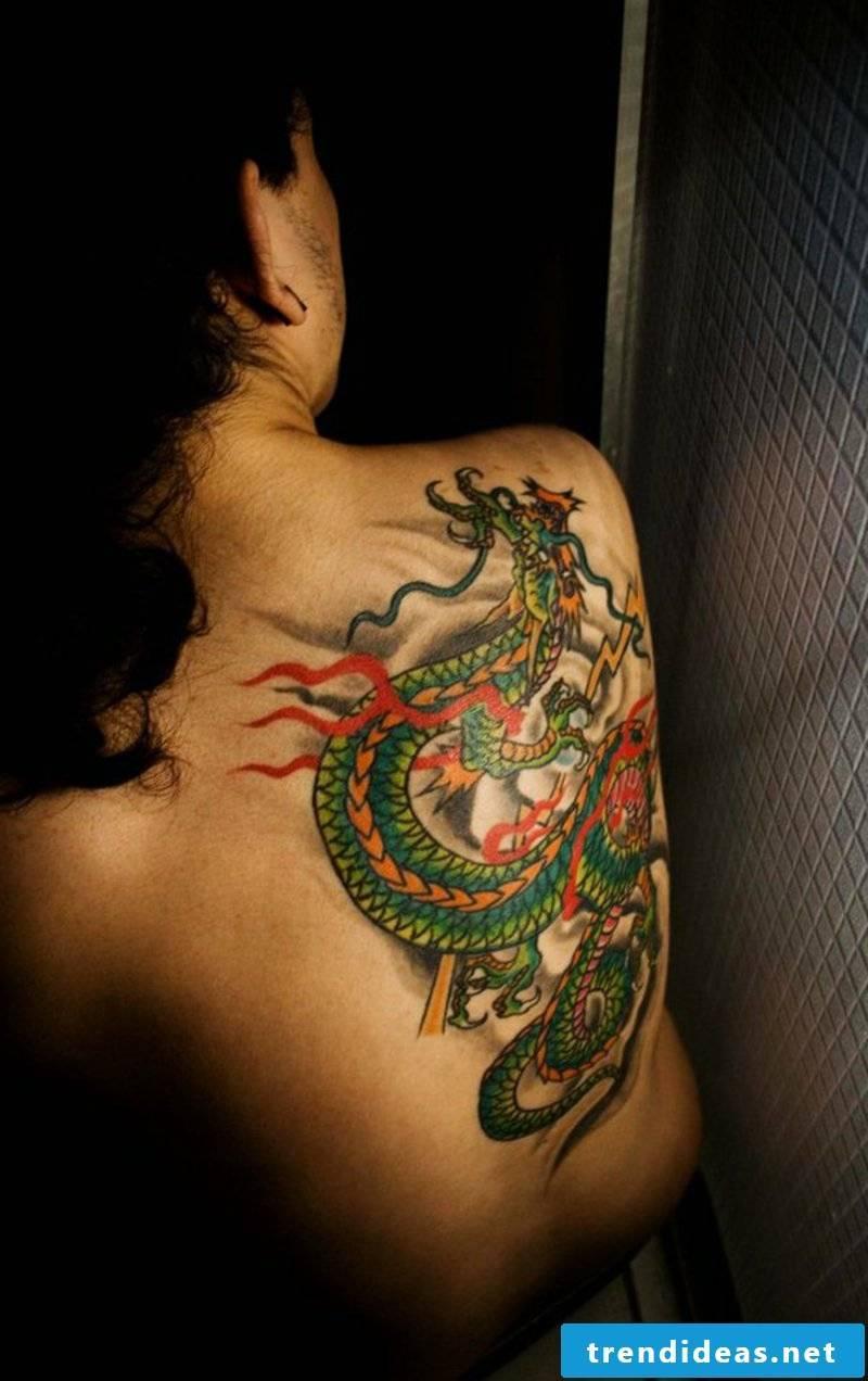 Dragon_Tattoo Forsaken Princess