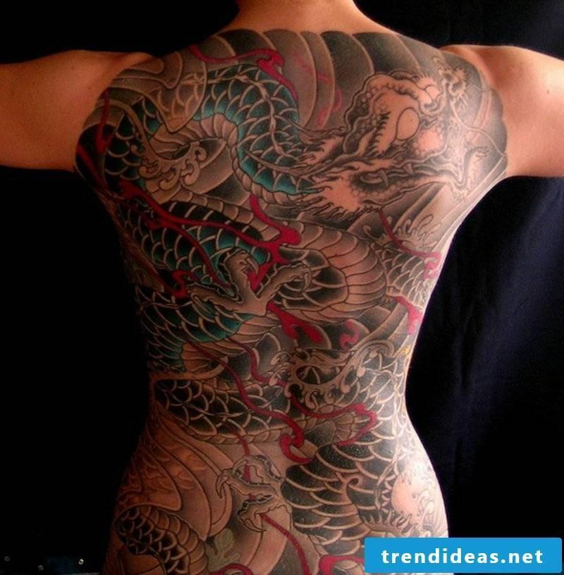 tattoo dragon Dragon Tattoo by taboowoodoo