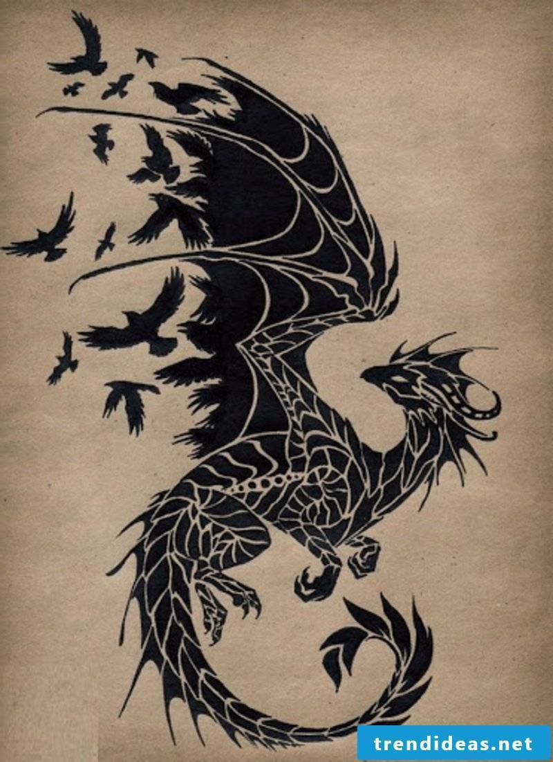 Tattoo Dragon Symbols And Meanings Best Trend Ideas