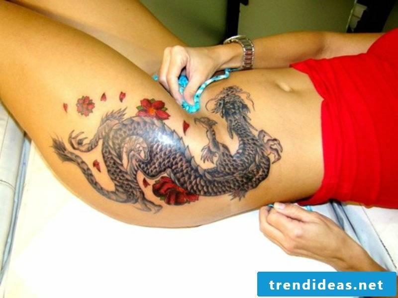tattoo dragon Dragon Tattoo by Marcio Rhanuii