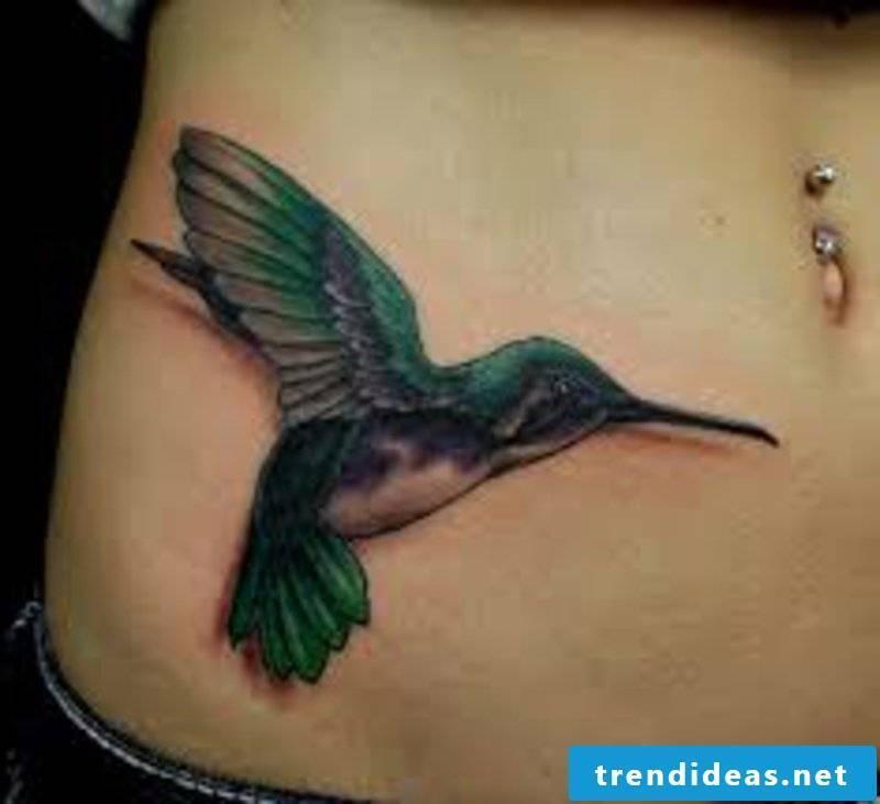 tattoo hummingbird-htr