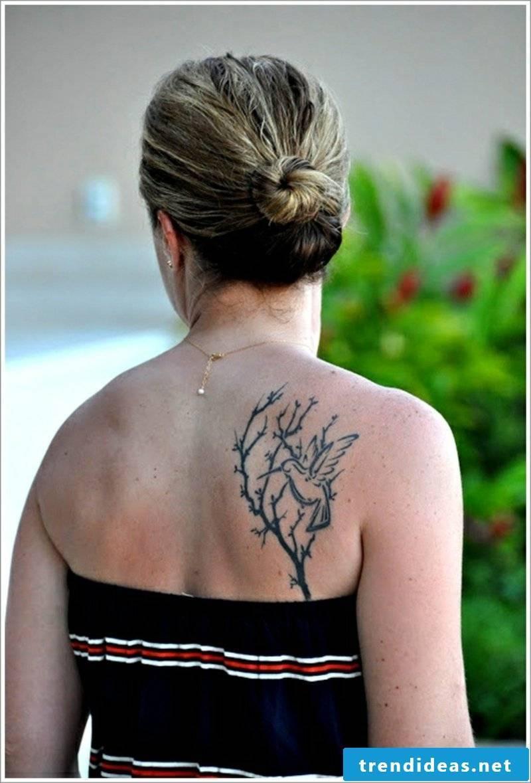 tattoo Hummingbird Hummingbird tattoo designs-15