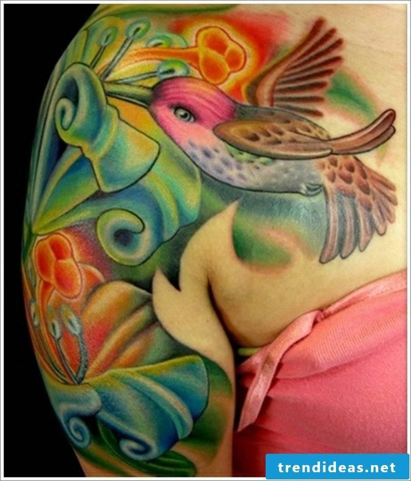 tattoo hummingbird-HUMMINGBIRD TATTOO DESIGNS-26